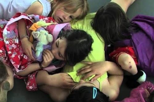 Biodanza avec les enfants
